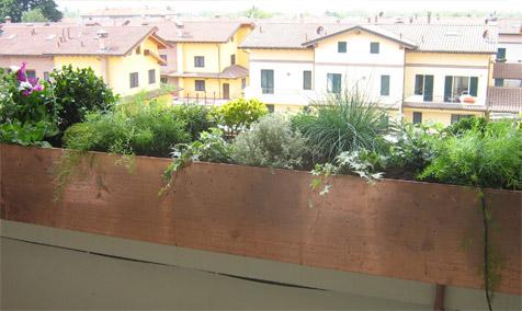 Stunning Fioriere Per Terrazzo Photos - Modern Home Design ...