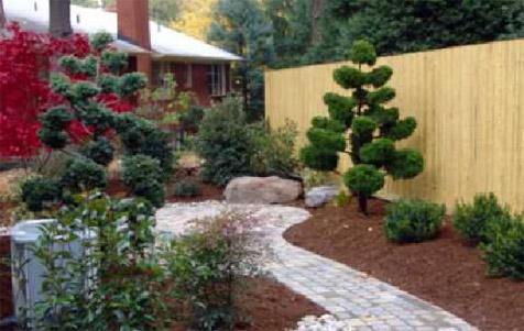 Realizzazione giardini milano la realizzazione del for Giardini giapponesi milano