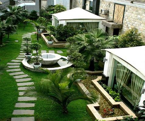 Realizzazione giardini milano la realizzazione del for Corso progettazione giardini
