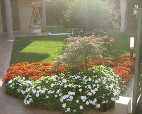 Realizzazione giardini milano la realizzazione del for Realizzazione giardini privati