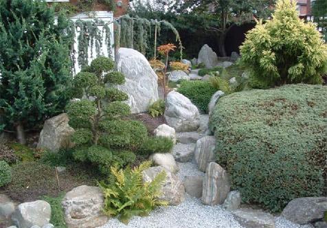 Realizzazione giardini milano la realizzazione del for Esempi di giardini
